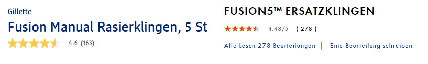 Đánh giá lưỡi cạo râu Gillette Fusion 5