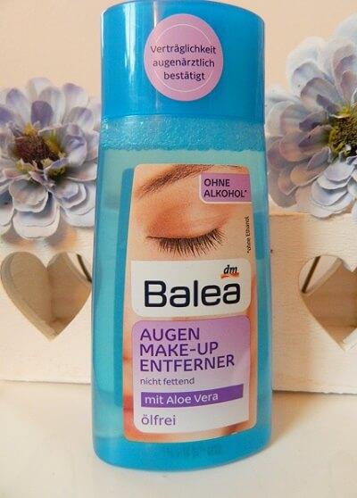 Balea Augen Make up Entferner olfrei 100ml CT