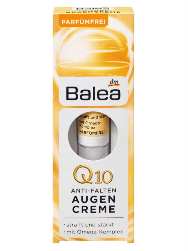 Kem Dưỡng Mắt Balea Q10 Anti Falten Augencreme