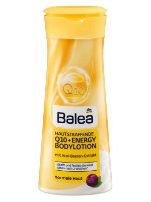 Sữa dưỡng thể Balea Q10 Energy Bodyloton, 400ml