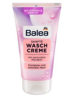 Sữa rửa mặt Balea Sanfte Waschcreme, 150ml