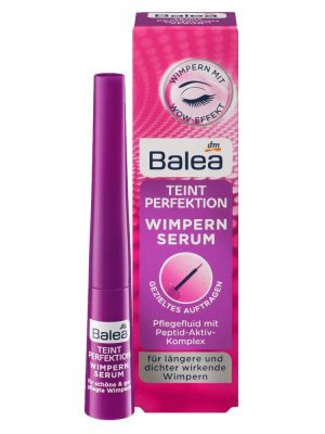 Serum dài mi Balea Teint Perfektion Wimpernserum, 4,5ml