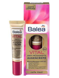 kem chống nhăn mắt Balea Vital Augencreme