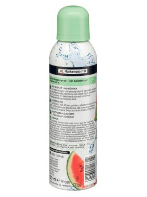 Xịt khoáng Balea Wasserspray Melone 150 ml