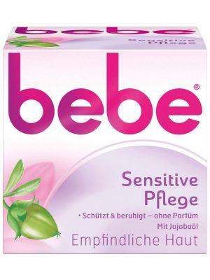 Kem Dưỡng Da Bebe Sensitive Pflege, 50ml