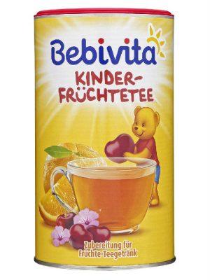 Trà hoa quả Bebivita Kinder Fruchtetee 400g
