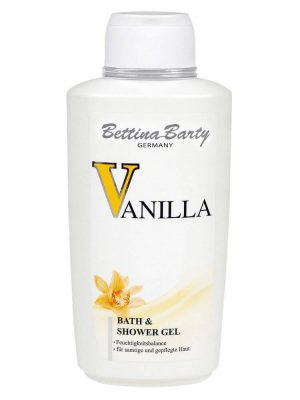 Sữa tắm vanilla Bettina Barty 300ml