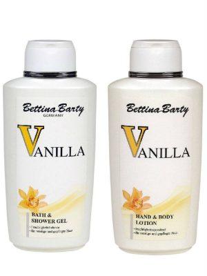 Set Qùa Tặng Bettina Barty Hương Vanilla, Bộ 2 Sản Phẩm