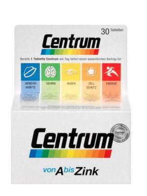 Vitamin tổng hợp Centrum Von A Bis Zink