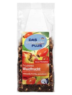 Trà hoa quả khô DAS gesunde PLUS Waldfrucht, 200 g