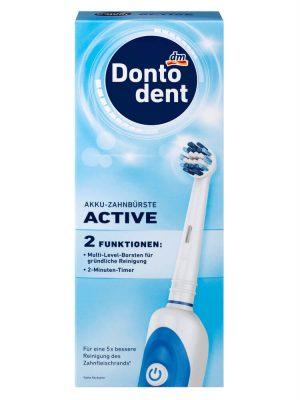 Bàn Chải Điện Dontodent Active