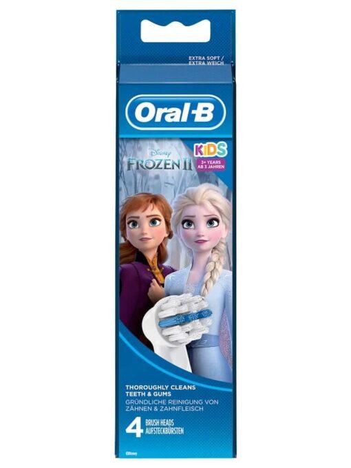 Đầu bàn chải điện Oral B Kids, Vỉ 4