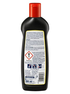 Dung Dịch Vệ Sinh Bếp Từ Denkmit Glaskeramikreiniger 3in1, 300 ml
