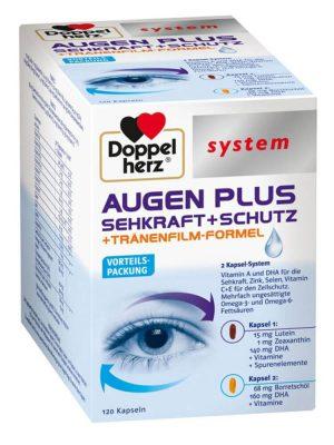 Thuốc Bổ Mắt Doppelherz Augen Plus 120 viên