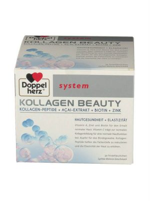 Collagen Thủy Phân Doppelherz Kollagen Beauty, 30 x 25 ml