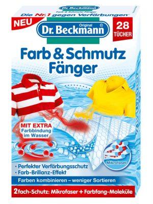 Giấy Hút Màu Quần Áo Dr.Beckmann, 28 miếng