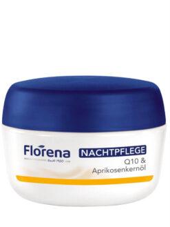 Kem Dưỡng Da Florena Q10 Nachtpflege, 50 ml