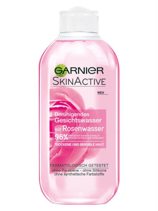 Nước Hoa Hồng Garnier SkinActive, 200 ml