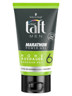 Gel vuốt tóc Taft Marathon Power Gel, 150ml