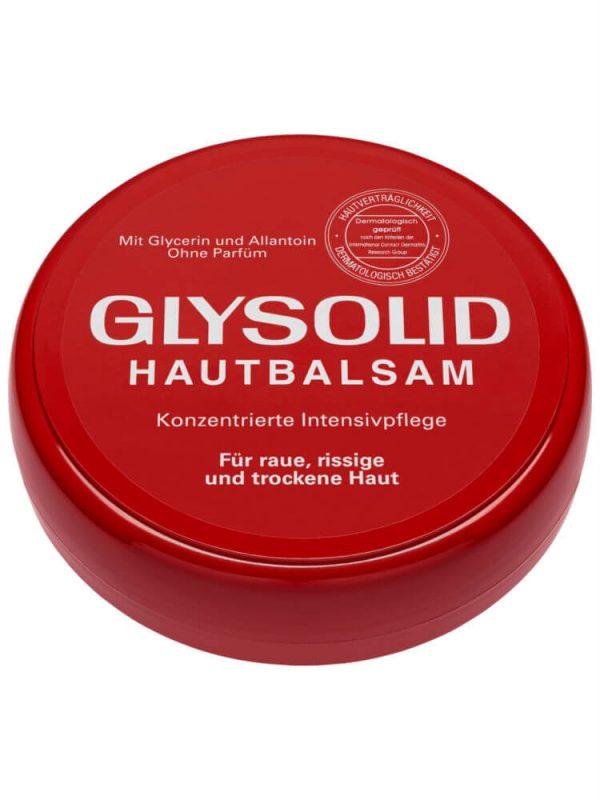 Kem Nẻ Glysolid Hautbalsam, 100 ml