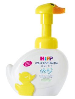 Sữa tắm Hipp Waschschaum Sensitiv Babysanft, 250 ml