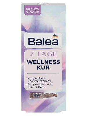 Huyết Thanh Tươi Balea 7 Tage Wellness Kur, 7x1ml