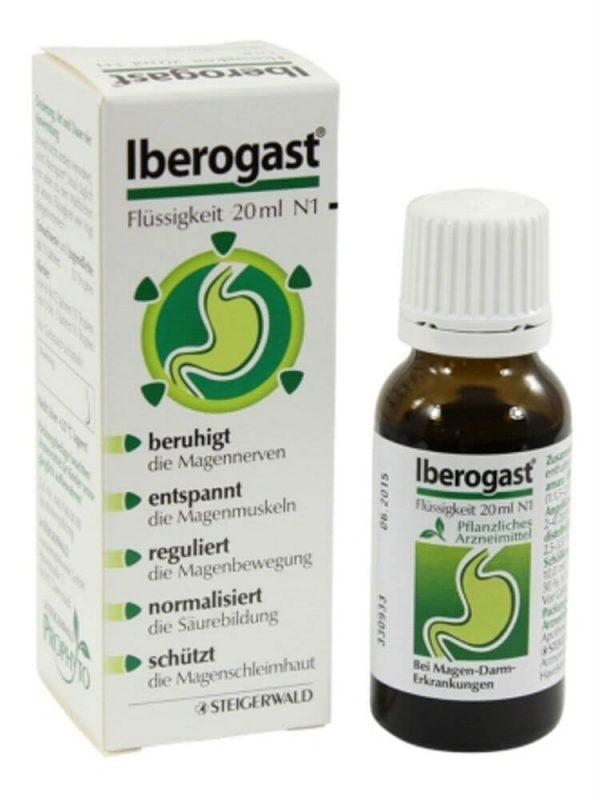 Thuốc Dạ Dày Iberogast