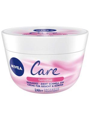 Kem dưỡng ẩm Nivea Care Sensitive