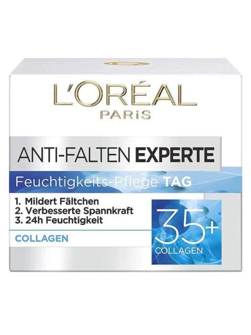 Kem Dưỡng Da Loreal Collagen Chống Lão Hóa 35+, 50 ml