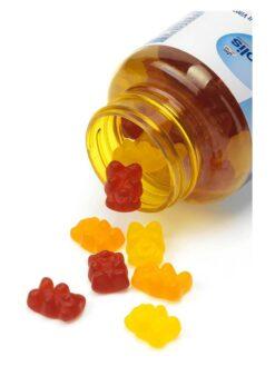 Kẹo GấuMivolis Multivitamin Barchen, 60 Viên