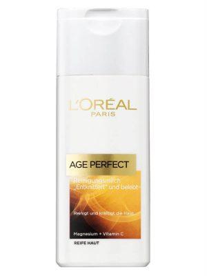 Sữa rửa mặt Loreal Age Perfect Reinigungsmilch 200ml