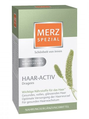 Thuốc Mọc Tóc Merz Spezial Haar Activ, 120 Viên