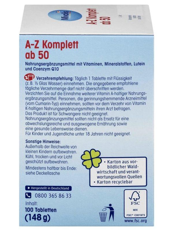 Thuốc Bổ Cho Người Già A Z Depot Ab 50