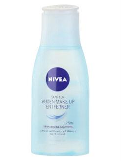 Nước tẩy trang mắt NIVEA Augen Make up Entferner 125ml