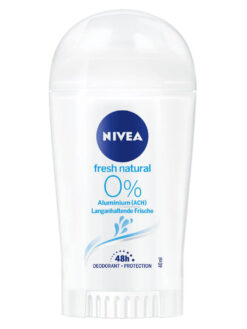 Sáp khử mùi NIVEA Fresh Natural, 40ml