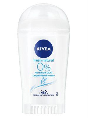 Sáp khử mùi NIVEA Fresh Natural, 40ml