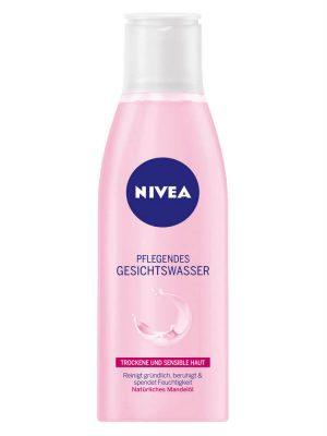 nước hoa hồng nivea pflegendes gesichtswasser 200ml