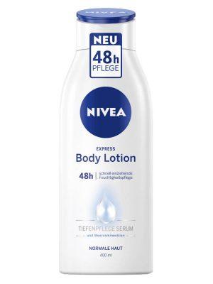 Sữa dưỡng thể Nivea Body Lotion Express 400ml