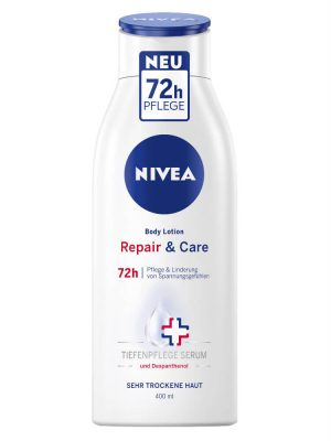 Sữa dưỡng thể NIVEA Repair and Care Body Lotion 400ml