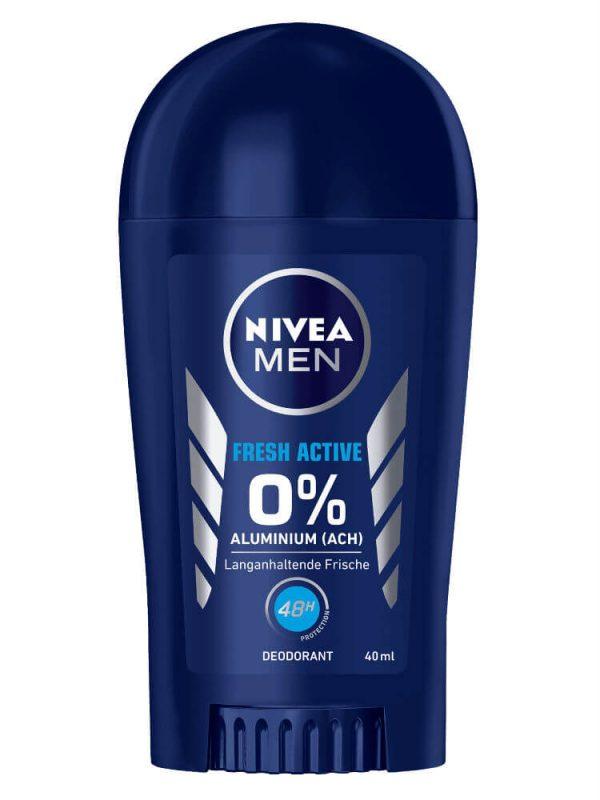 Sáp khử mùi nam NIVEA MEN Fresh Active, 40ml