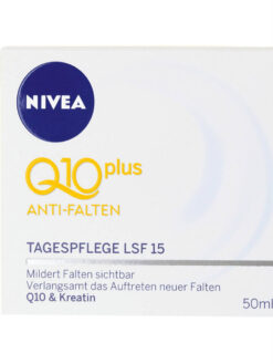 Kem dưỡng da Nivea Q10 Plus Anti Falten Tagespflege, 50ml