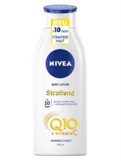 Sữa dưỡng thể NIVEA Body Lotion Q10, 400ml