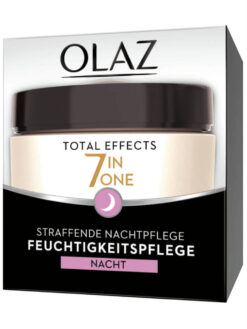 Kem dưỡng da Olaz Total Effects 7 in 1 ban đêm, 50 ml