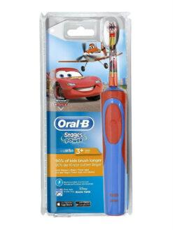 Bàn chải điện Oral B cho bé trai từ 3 tuổi
