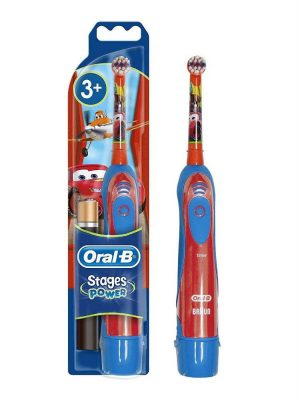 Bàn chải pin Oral B Stages Power