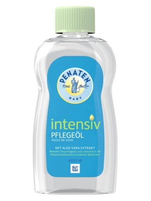Dầu Massage Penaten Intensiv Pflegeol, 200 ml