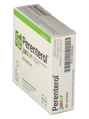 Thuốc Trị Tiêu Chảy Perenterol Junior 250 mg Cho Trẻ Em Trên 2 Tuổi, 10 Gói