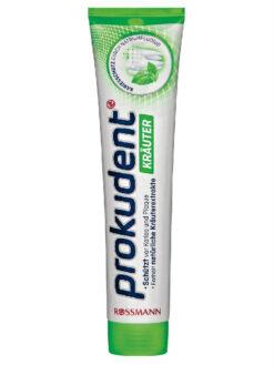 Kem Đánh Răng Prokudent Krauter Thảo Dược, 125 ml