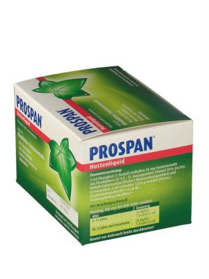 Thuốc Ho Prospan Đức Dạng Gói, 30 Gói x 5 ml