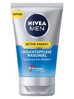 NIVEA MEN Waschgel Active Energy, 100 ml